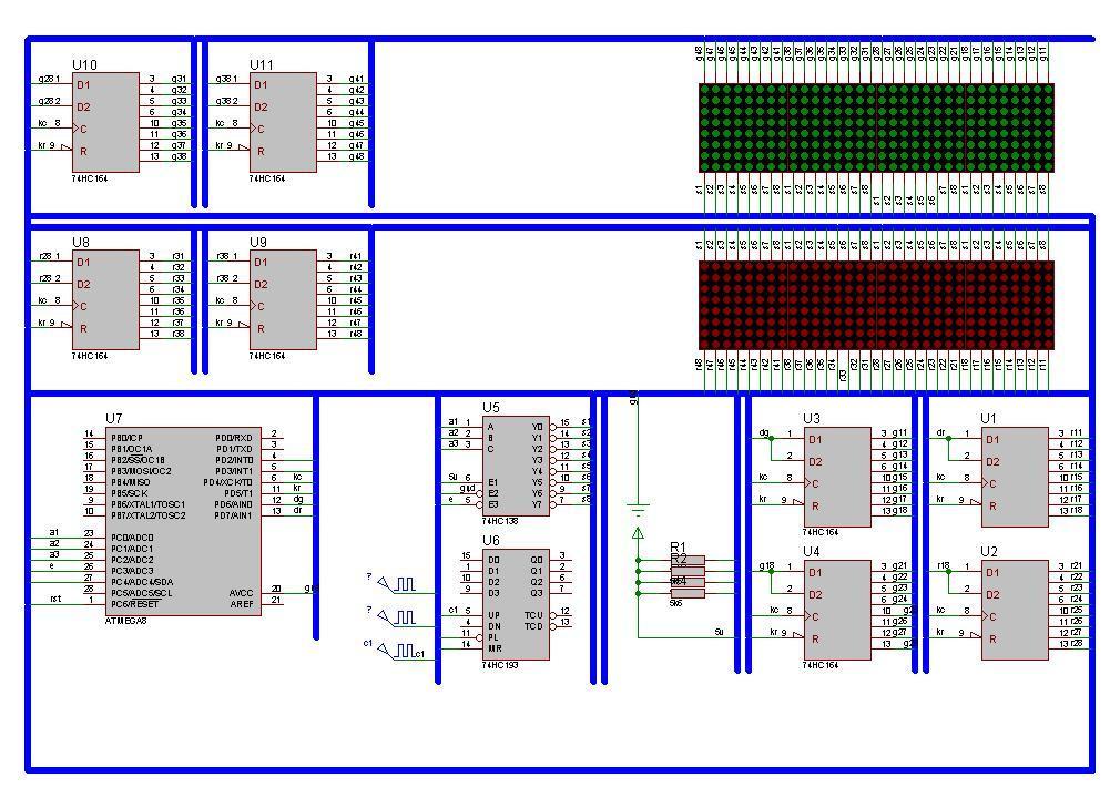 Производство табло бегущая строка, табло валют, табло для АЗС, спортивных табло.